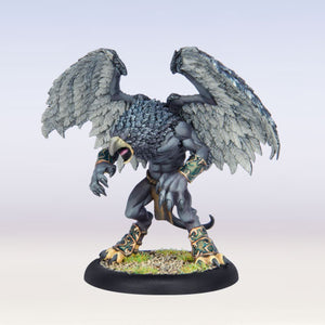 Circle Orboros: Rotterhorn Griffon PLASTIC Light Warbeast BOX