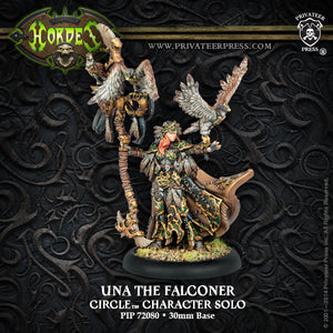 Circle Orboros: Una the Falconer Character Solo