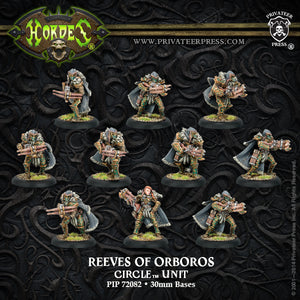 Circle of Orboros: Reeves-Wolves of Orboros