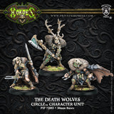 Circle Orboros: The Death Wolves Character Unit PIP 72083