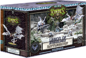 Legion of Everblight: Battlegroup Starter PLASTIC BOX