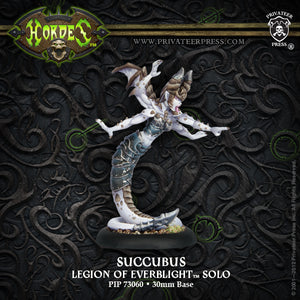 Privateer Press Hordes: Legion of Everblight Succubus PIP 73060