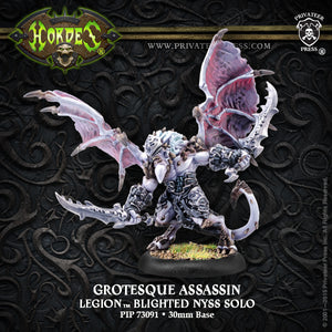 Privateer Press Legion of Everbright Grotesque Assassin PIP73091