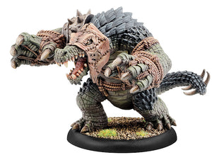 Minion Gatorman Heavy Warbeast Blackhide Wrastler - Blind Walker