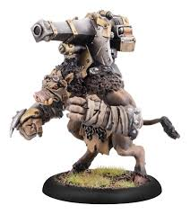 Privateer Press Minion Farrow Light Warbeast Gun Boar PIP 75064