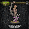 Privateer Press Hordes: Grymkin The King of Nothing Warlock PIP 76001