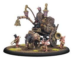 Hordes: Grymkin: Death Knell Battle Engine PIP 76027