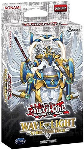 Yu-Gi-Oh! Trading Card Game Structure Deck: Wave of Light 83630
