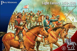 Perry Miniatures 28mm Light Cavalry Hard Plastic 1450-1500 WR60
