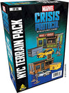 Atomic Mass Marvel Crisis Protocol CP06 NYC Terrain Expansion Pack