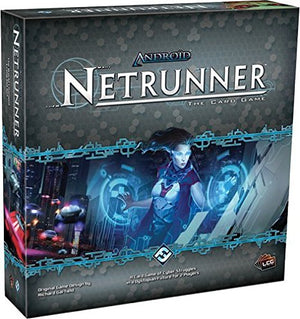 Android Netrunner: The Card Game Fantasy Flight Games ADN01