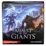 Dungeons & Dragons Assault of the Giants Board Game WZK 72185