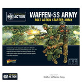 Bolt Action Warlord Games World War 2 Waffen-SS Starter Army WLG 402612101