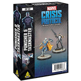 Atomic Mass Games Marvel Crisis Protocol CP32 Punisher and Taskmaster Pack