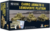 Warlord Games Bolt Action 28mm Carro Armato & Semovente Platoon 402018004