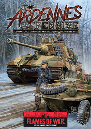 The Ardennes Offensive Hardcover Book