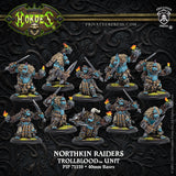 Hordes Trollblood Northkin Raiders PIP 71110 Brand New