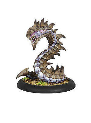Legion of Everblight: Naga Nightlurker Light Warbeast