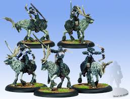 Legion of Everblight: Blighted Nyss Raptors Cavalry Unit (repack