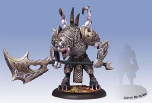 Legion of Everblight: Nephilim Protector PLASTIC Light Warbeast
