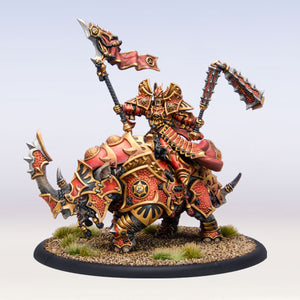Skorne: Xerxis, Fury of Halaak Epic Cavalry Battle Engine Warloc