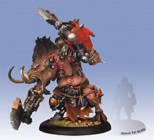 Minions: War Hog Farrow PLASTIC Heavy Warbeast BOX