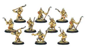 Minions: Bog Trog Ambushers Unit (10) BOX