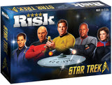 USAOPOLY Risk Star Trek 50th Anniversary Edition Board Game RI066201