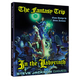 Steve Jackson Games The Fantasy Trip Into the Labyrinth SJG 3455