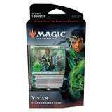 Wizards of the Coast Magic the Gathering Core Set 2020 Vivien Planeswalker Deck