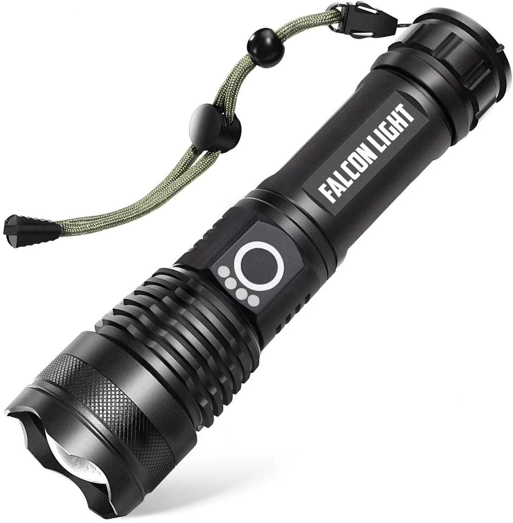 FalconLight™ High-Lumen Tactical Flashlight falconlight