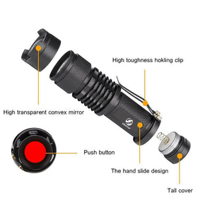 Mini Ultra UV Flashlight
