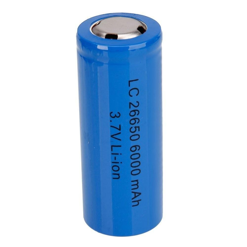 High-Capacity 26650 Battery