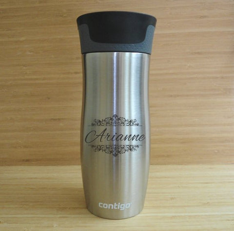 Customized Travel Mug