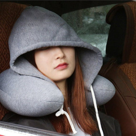 Hoodie Neck Pillow