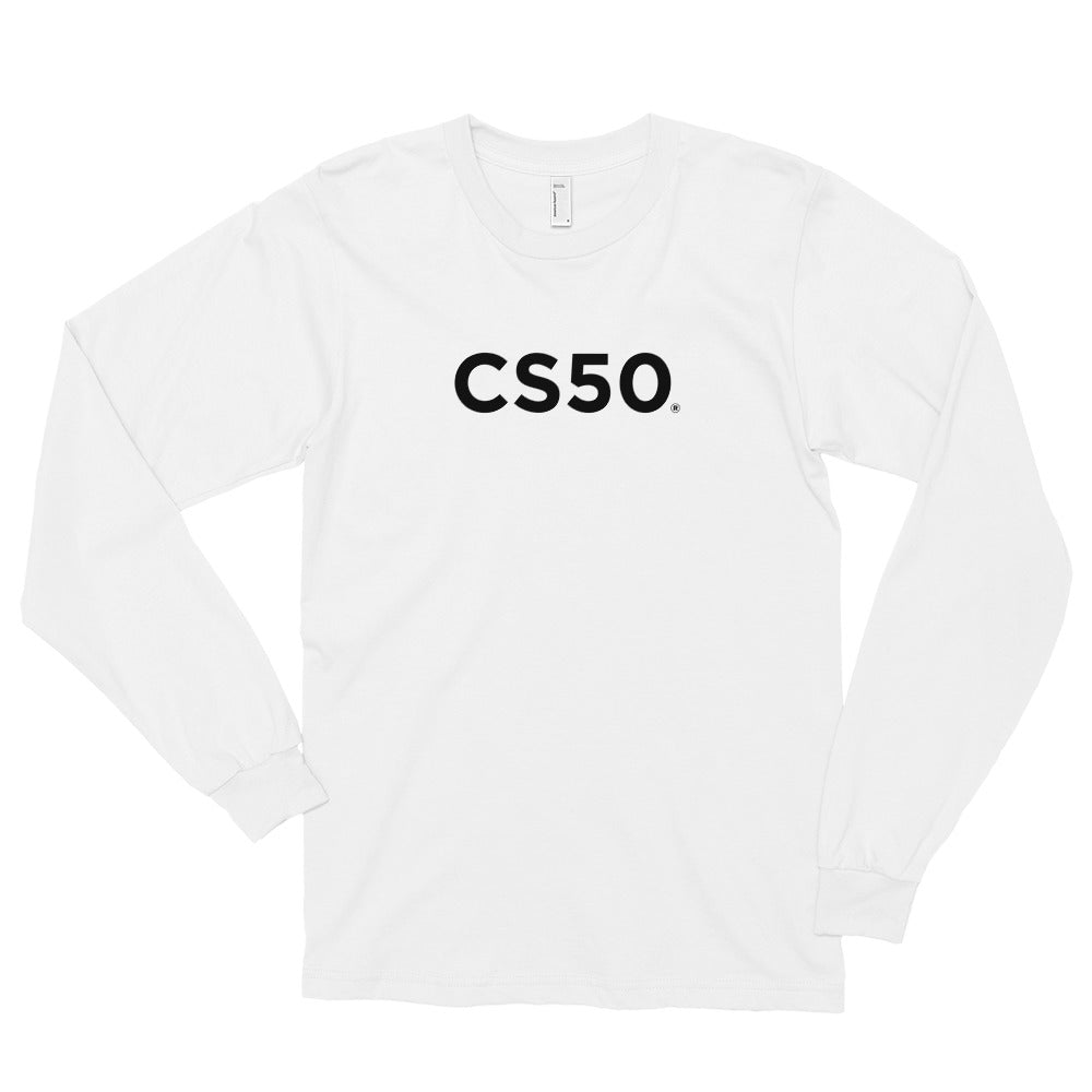 CS50 Unisex Long Sleeve T-Shirt