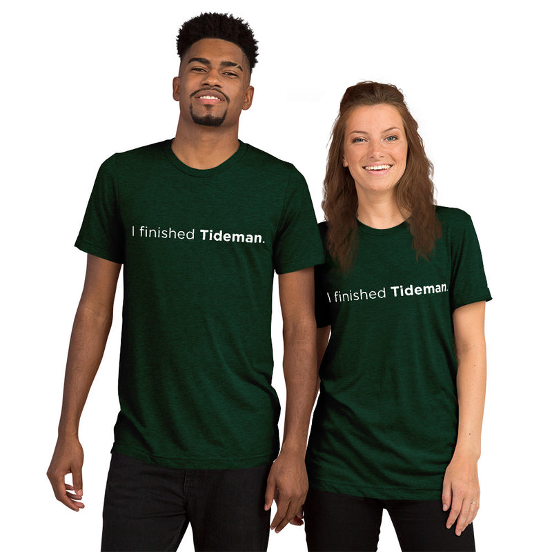 I finished Tideman Unisex T-Shirt