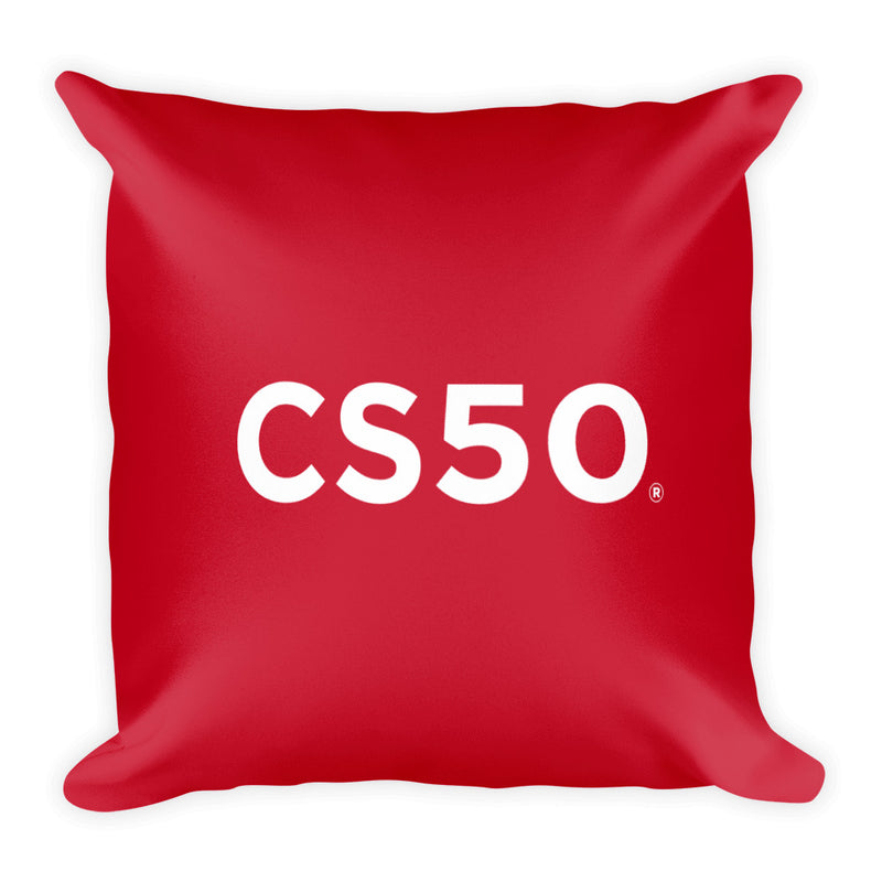CS50 Pillow