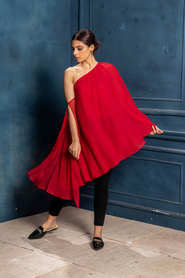Raagini-Off shoulder Top