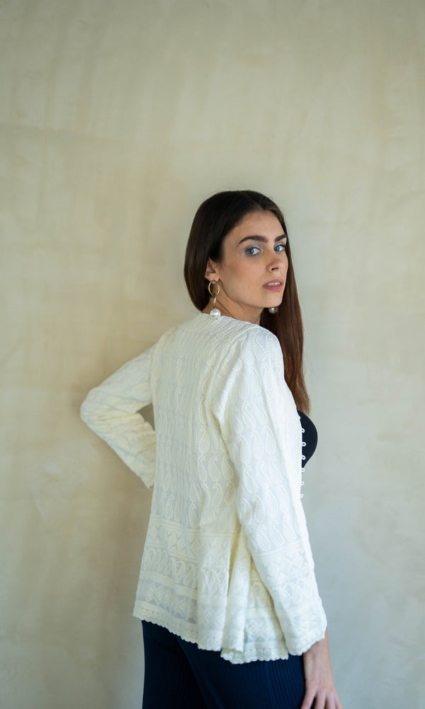 UFF - EMBROIDERED JACKET