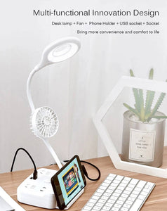 4-in–1 Table Lamp - AkasakaPH