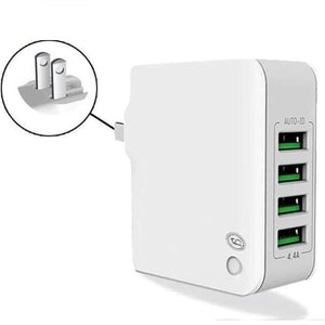 4 Port USB Quick Charger - AkasakaPH