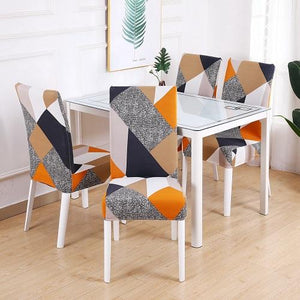 Dining Seat Cover (Designs) | Buy 1 Take 1 - AkasakaPH