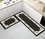 Non-Slip Kitchen Mat (Set of 2) - AkasakaPH
