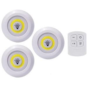 Shiny Tap & Remote Lights (Set of 3) - AkasakaPH
