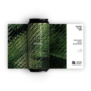 001. MONSTERA Hazy DIPA