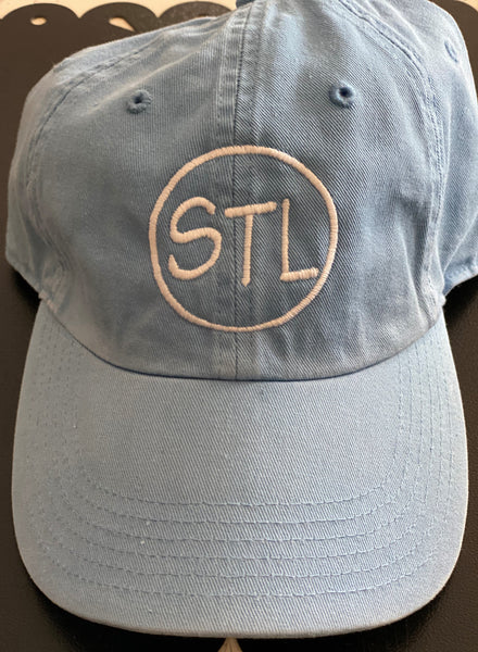 Circle STL Baseball Hat Collection