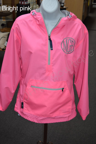 Ladies pullover jacket
