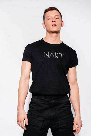 NAKT-Studio Basic Men T-2 techno rave wear