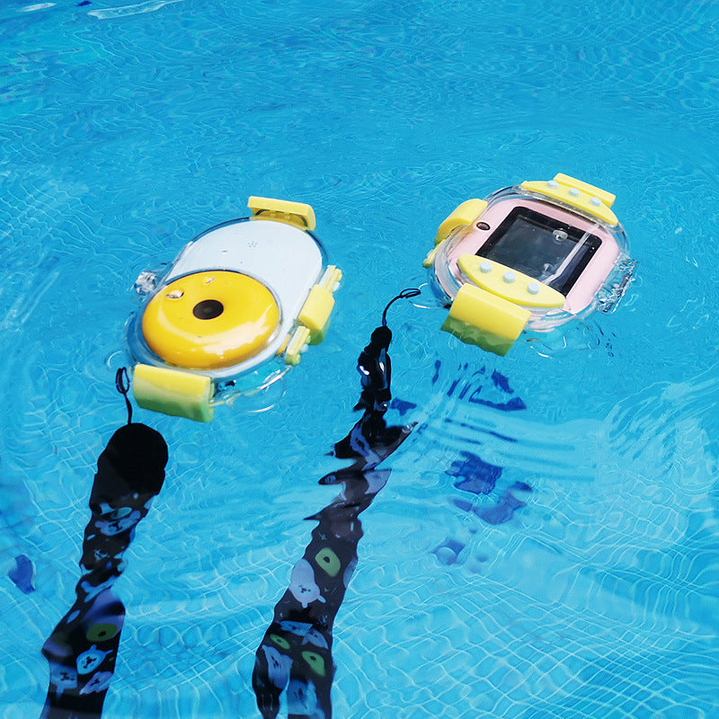 Children's Waterproof Camera Mini SLR
